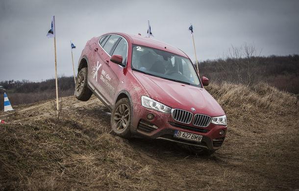 BMW xDrive Offroad Experience: o demonstrație de forță în off-road în 10 orașe din țară - Poza 5