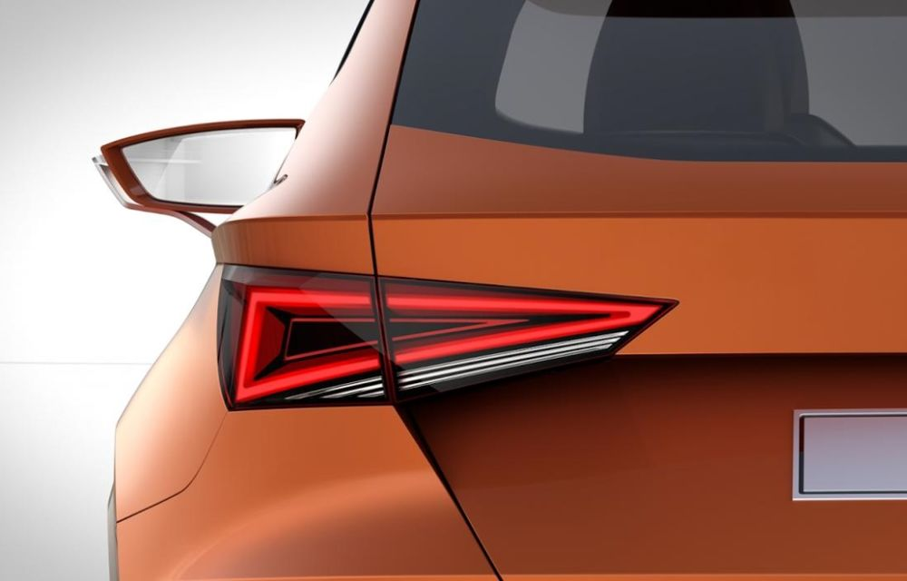 Prima imagine a conceptului care anunță SUV-ul Seat - Poza 2