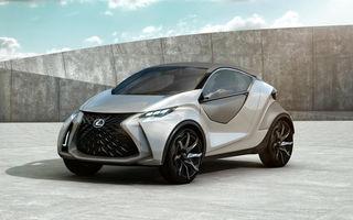 Primele imagini cu conceptul Lexus LF-SA au fost publicate înainte de debutul oficial