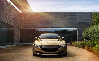 Aston Martin Lagonda Taraf va fi disponibil și pe piața europeană