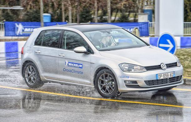 Inovaţie Michelin: CrossClimate, prima anvelopă de vară omologată pentru utilizare şi în timpul iernii - Poza 2