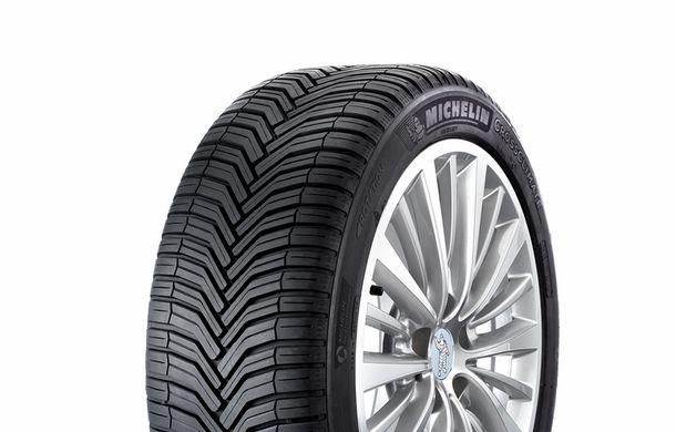 Inovaţie Michelin: CrossClimate, prima anvelopă de vară omologată pentru utilizare şi în timpul iernii - Poza 3