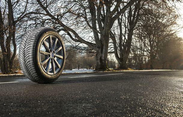 Inovaţie Michelin: CrossClimate, prima anvelopă de vară omologată pentru utilizare şi în timpul iernii - Poza 1