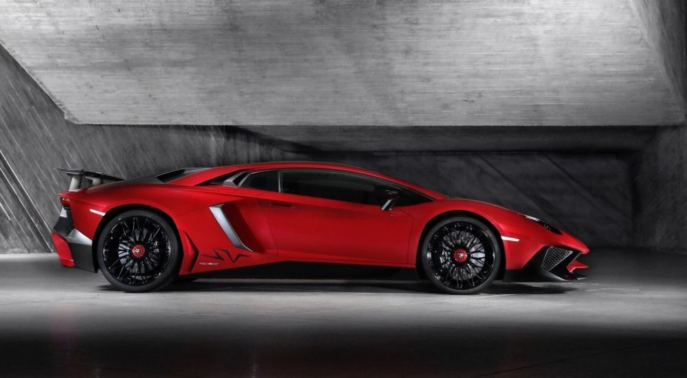 Lamborghini Aventador SV: 750 CP şi 0-100 km/h în 2.8 secunde pentru cea mai rapidă versiune a modelului - Poza 2