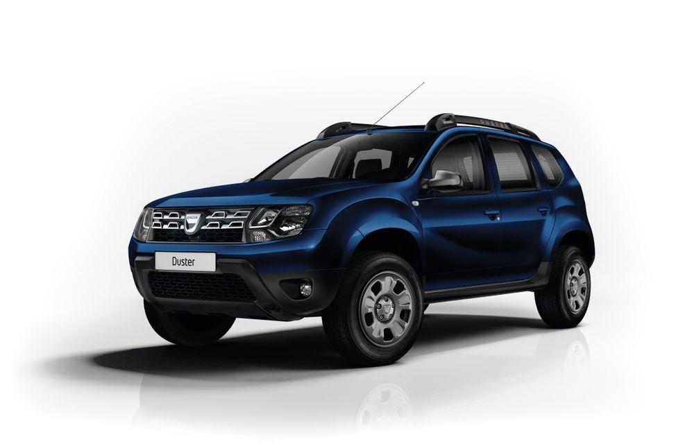 Dacia Duster 4x4 marchează două premiere istorice pentru marcă: Start-Stop şi Euro 6 pe noul motor 1.2 TCe de 125 CP - Poza 1