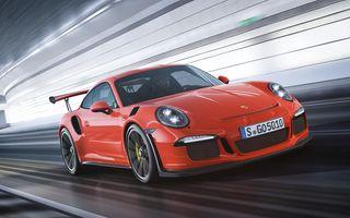 Porsche 911 GT3 RS: 500 CP şi 0-100 km/h în 3.3 secunde pentru cea mai rapidă variantă de stradă a modelului