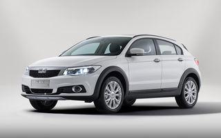 Qoros 3 City SUV a fost lansat în Europa cu dotări interesante, dar cu un singur motor, 1.6 turbo benzină