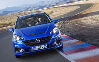 Preţuri Opel Corsa OPC în România: 19.300 de euro pentru cea mai performantă versiune a modelului german