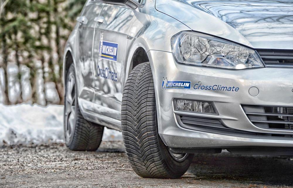 Michelin CrossClimate: Am testat prima anvelopă de vară care poate fi utilizată şi pe timp de iarnă - Poza 23