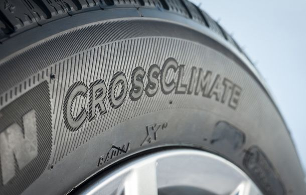 Michelin CrossClimate: Am testat prima anvelopă de vară care poate fi utilizată şi pe timp de iarnă - Poza 36