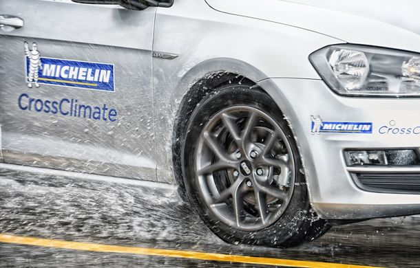 Michelin CrossClimate: Am testat prima anvelopă de vară care poate fi utilizată şi pe timp de iarnă - Poza 16