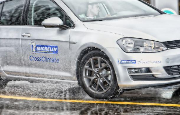 Michelin CrossClimate: Am testat prima anvelopă de vară care poate fi utilizată şi pe timp de iarnă - Poza 17