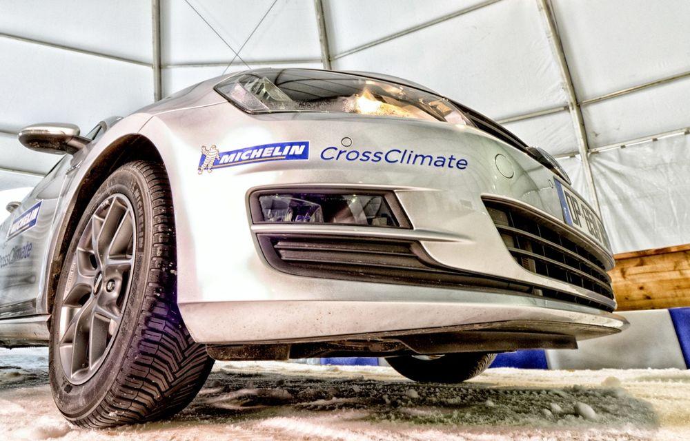 Michelin CrossClimate: Am testat prima anvelopă de vară care poate fi utilizată şi pe timp de iarnă - Poza 11