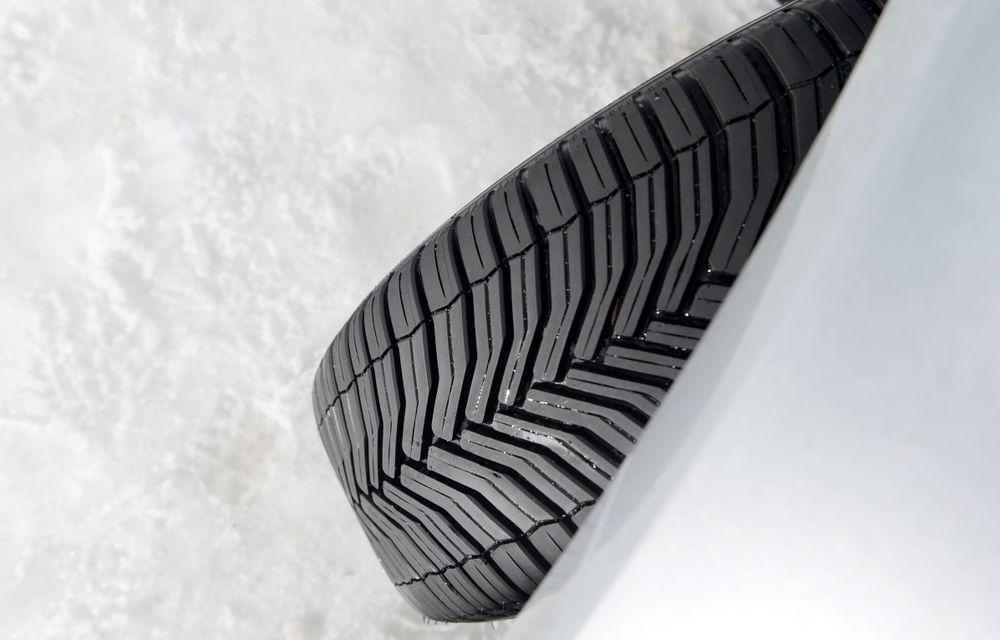 Michelin CrossClimate: Am testat prima anvelopă de vară care poate fi utilizată şi pe timp de iarnă - Poza 8