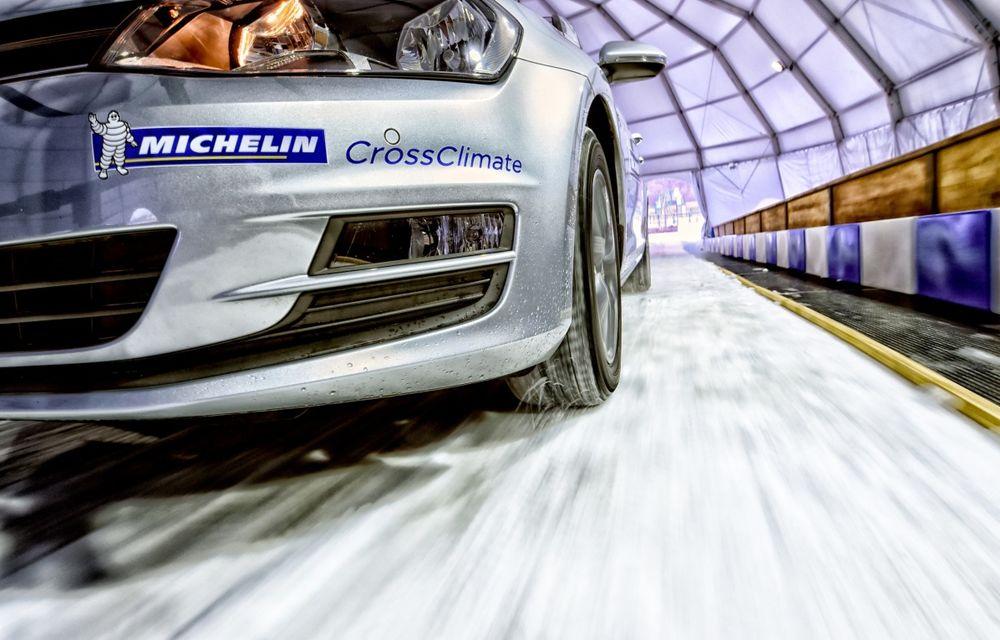 Michelin CrossClimate: Am testat prima anvelopă de vară care poate fi utilizată şi pe timp de iarnă - Poza 25