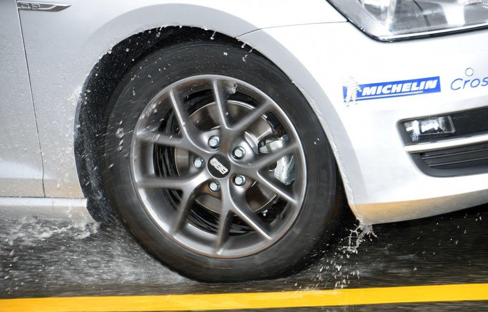 Michelin CrossClimate: Am testat prima anvelopă de vară care poate fi utilizată şi pe timp de iarnă - Poza 7