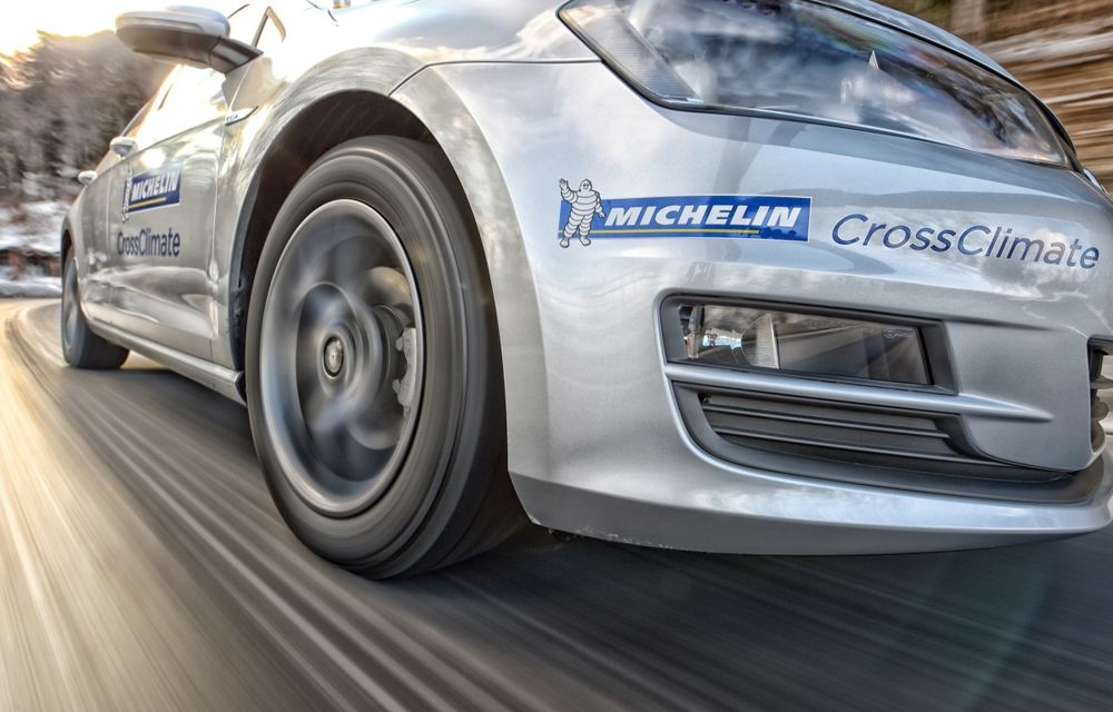 Michelin CrossClimate: Am testat prima anvelopă de vară care poate fi utilizată şi pe timp de iarnă - Poza 31