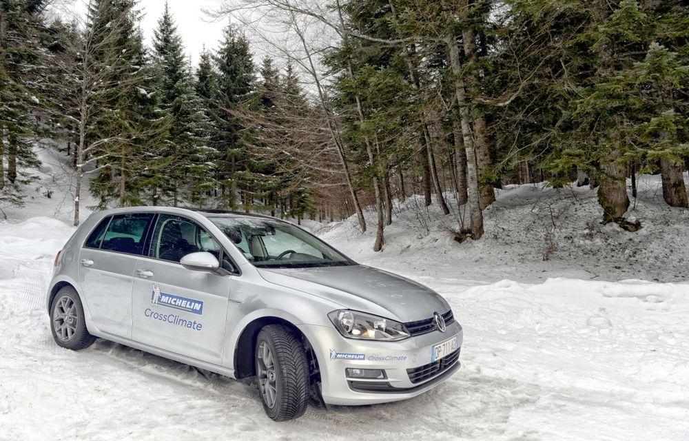 Michelin CrossClimate: Am testat prima anvelopă de vară care poate fi utilizată şi pe timp de iarnă - Poza 9