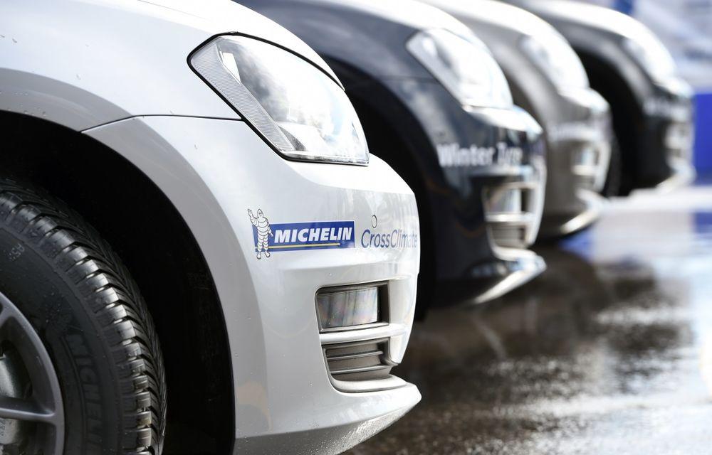 Michelin CrossClimate: Am testat prima anvelopă de vară care poate fi utilizată şi pe timp de iarnă - Poza 10