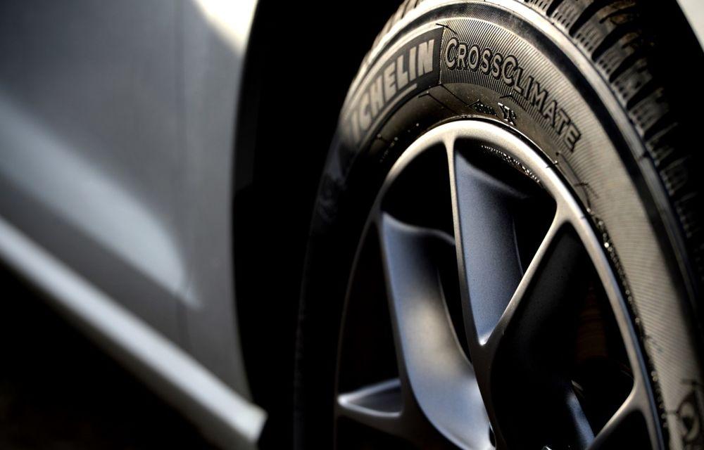 Michelin CrossClimate: Am testat prima anvelopă de vară care poate fi utilizată şi pe timp de iarnă - Poza 14