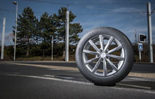 Michelin CrossClimate: Am testat prima anvelopă de vară care poate fi utilizată şi pe timp de iarnă - Poza 41