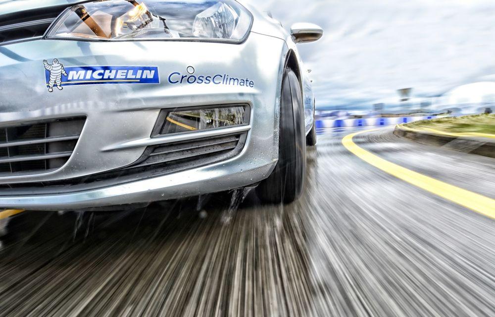 Michelin CrossClimate: Am testat prima anvelopă de vară care poate fi utilizată şi pe timp de iarnă - Poza 24