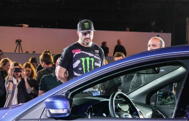 """Ken Block la interviurile Automarket: """"Tragem şi 10 duble pentru o scenă din Gymkhana"""" - Poza 4"""