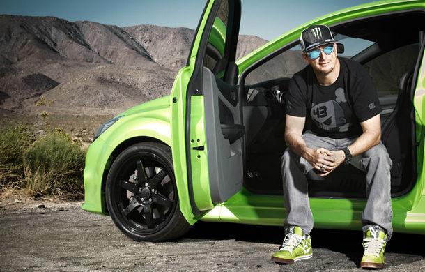 """Ken Block la interviurile Automarket: """"Tragem şi 10 duble pentru o scenă din Gymkhana"""" - Poza 2"""