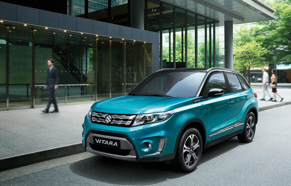 Suzuki Vitara a intrat oficial în producție la uzina din Ungaria - Poza 1