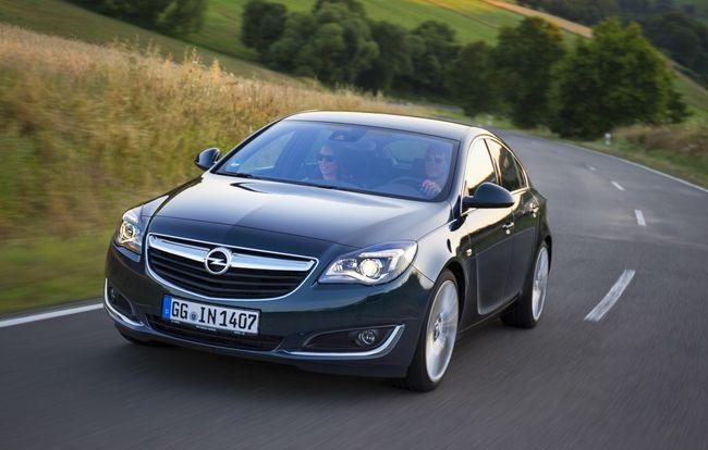 Test drive Opel Insignia 5 usi facelift (2013-2017)