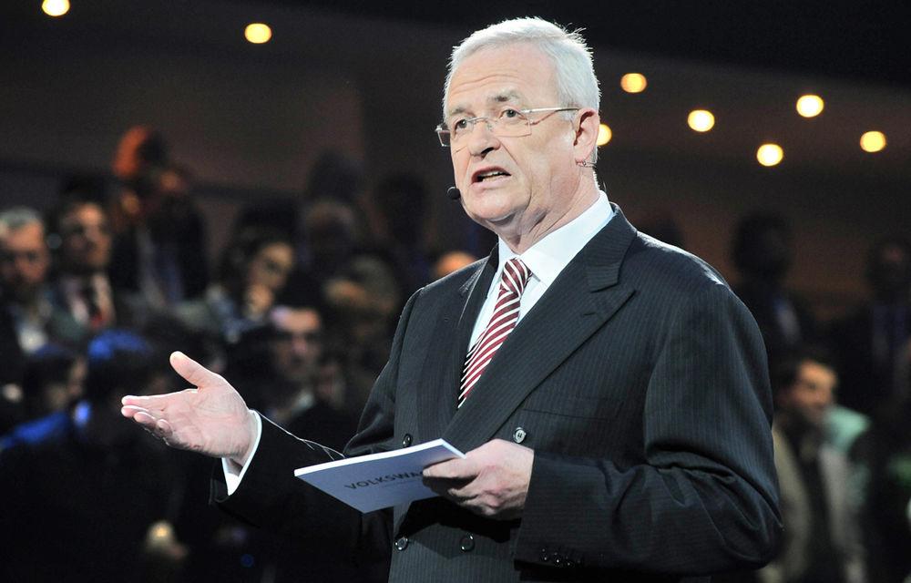 """Şeful Volkswagen Group nu e îngrijorat de o eventuală maşină Google sau Apple: """"Vom fi întotdeauna suverani în industrie"""" - Poza 1"""