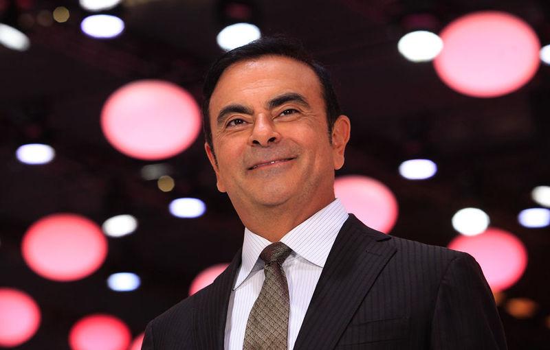 """Carlos Ghosn, CEO Renault-Nissan: """"Sunt foarte fericit că nimeni nu a reuşit să reproducă succesul Dacia"""" - Poza 1"""