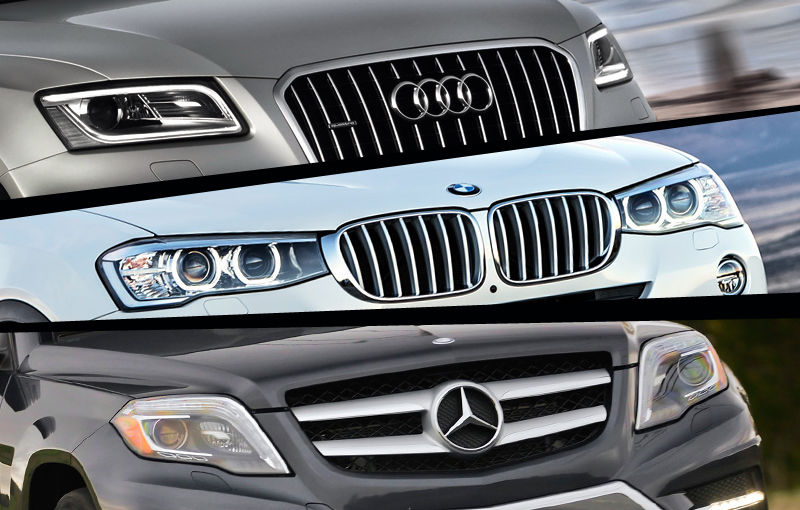 Vânzări premium februarie 2015: Audi conduce, BMW depăşeşte Mercedes-Benz - Poza 1