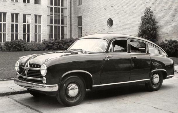 POVEŞTI AUTO: Borgward şi posibila revenire a mărcii germane după 50 de ani de absenţă - Poza 3