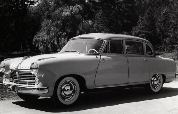 POVEŞTI AUTO: Borgward şi posibila revenire a mărcii germane după 50 de ani de absenţă - Poza 10