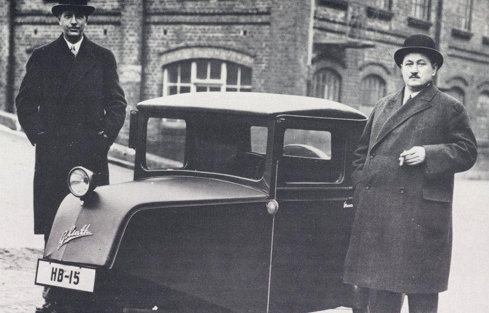 POVEŞTI AUTO: Borgward şi posibila revenire a mărcii germane după 50 de ani de absenţă - Poza 13