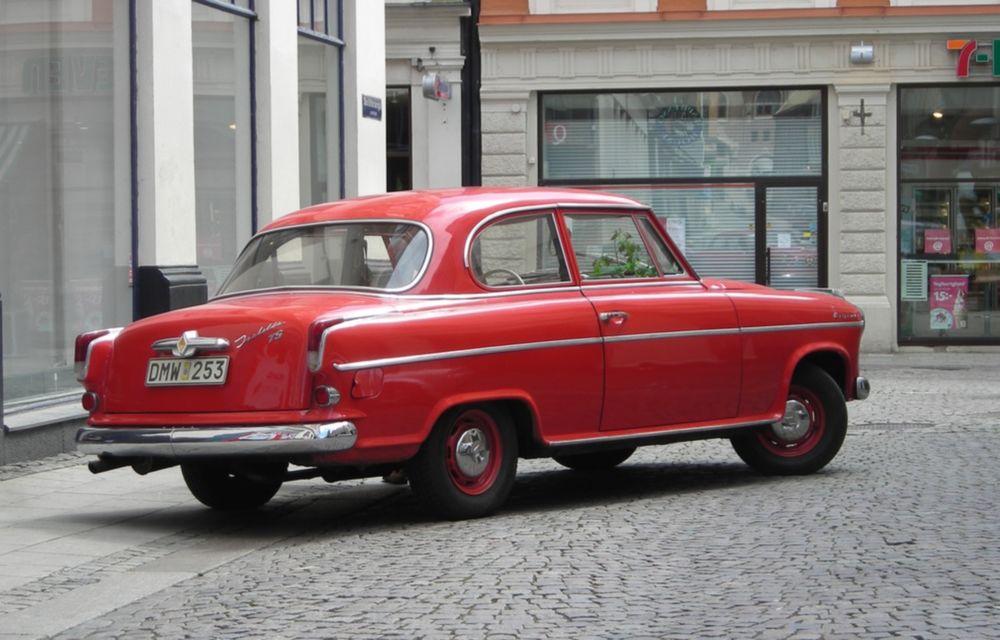 POVEŞTI AUTO: Borgward şi posibila revenire a mărcii germane după 50 de ani de absenţă - Poza 4