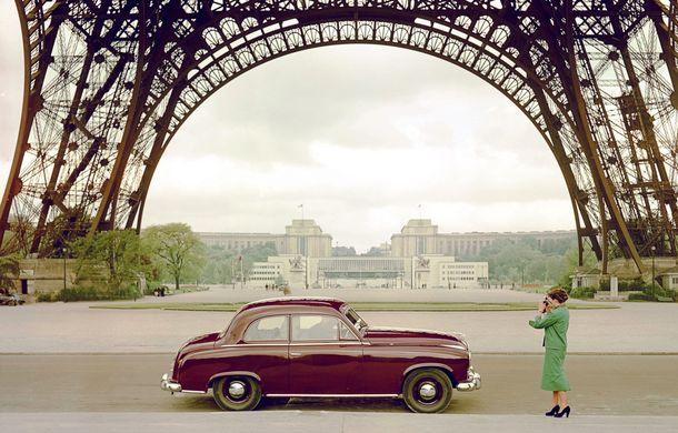 POVEŞTI AUTO: Borgward şi posibila revenire a mărcii germane după 50 de ani de absenţă - Poza 1
