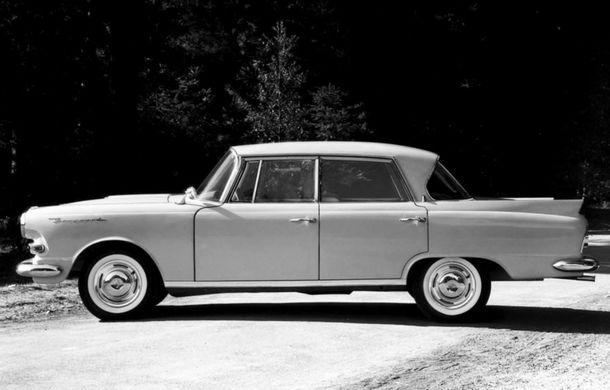 POVEŞTI AUTO: Borgward şi posibila revenire a mărcii germane după 50 de ani de absenţă - Poza 5