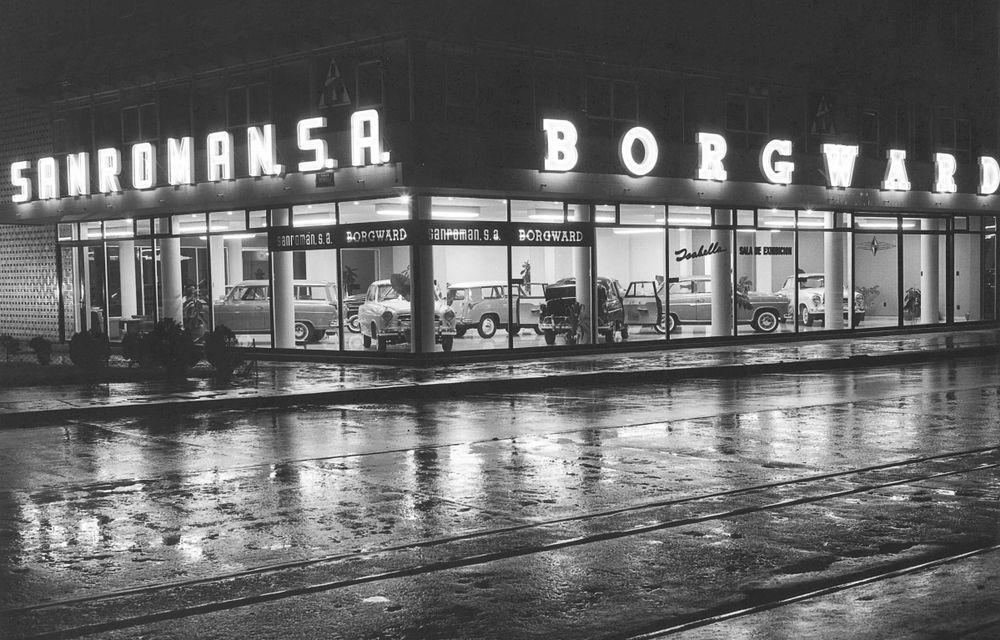 POVEŞTI AUTO: Borgward şi posibila revenire a mărcii germane după 50 de ani de absenţă - Poza 9