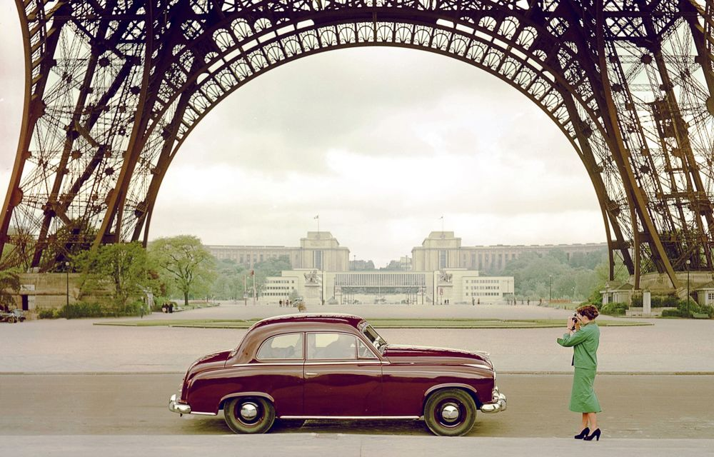 POVEŞTI AUTO: Borgward şi posibila revenire a mărcii germane după 50 de ani de absenţă - Poza 7