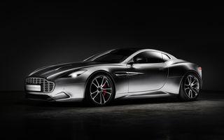 Henrik Fisker a creat conceptul Thunderbolt, un supercar bazat pe modelul Aston Martin Vanquish