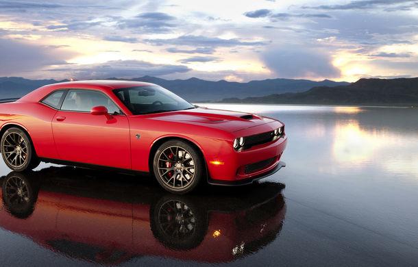 Dodge opreşte lista de comenzi a celor mai puternice musclecar-uri din lume. Motivul: prea multe cereri - Poza 5
