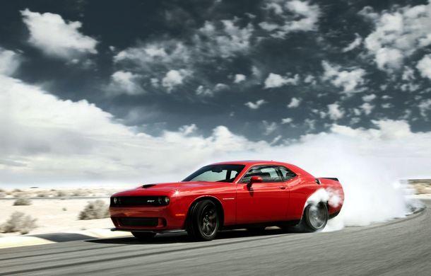 Dodge opreşte lista de comenzi a celor mai puternice musclecar-uri din lume. Motivul: prea multe cereri - Poza 1