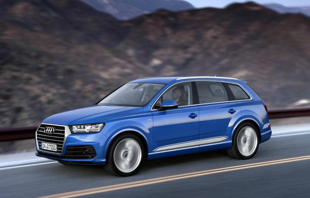 Comenzile pentru noul Audi Q7 se deschid în această primăvară - Poza 1