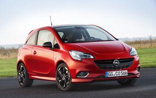 Opel Corsa primeşte o motorizare 1.4 Turbo de 150 CP