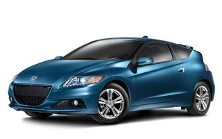 Honda CR-Z ar putea primi un succesor echipat cu motorul lui Civic Type R