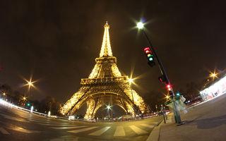 Măsuri anti-poluare la Paris: se introduce circulația alternativă începând cu 23 martie