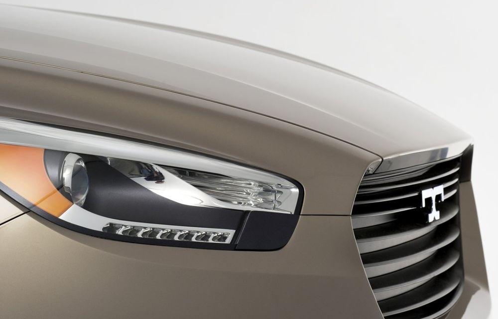 Marca italiană De Tomaso are un alt proprietar şi ar putea lansa un model nou peste cinci ani - Poza 1
