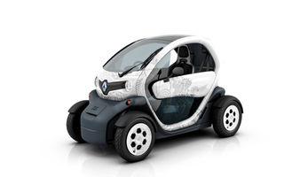 Renault Twizy poate fi condus încă de la vârsta de 14 ani conform legislaţiei franceze